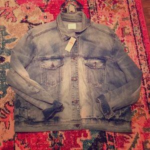 American Eagle XXL Denim Jacket